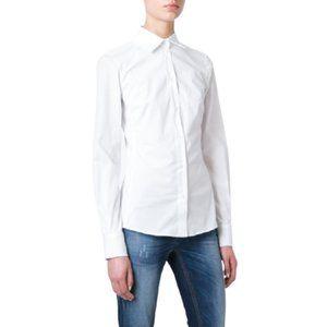 Dolce & Gabanna Classic Button Down Blouse White